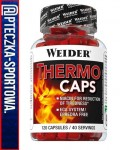 Thermo Caps - 120 kaps WEIDER