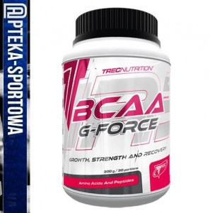 BCAA G-Force 300 g TREC