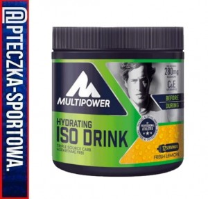 Iso Drink 420 g Multipower