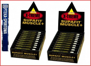 X-TREME SUPAFIT MUSCLE + - 40x 25 ml (DUO PACK) INKOSPOR