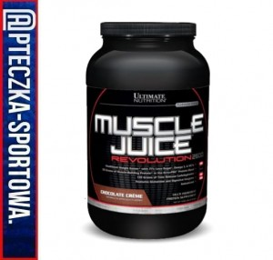 Muscle Juice Revolution - 2120 g