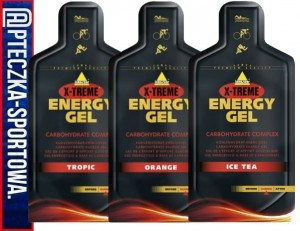 X-Treme Energy Gel 24x 40 g INKOSPOR