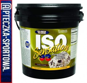 Iso Sensation 93 ISOLATE - 2270 g ULTIMATE