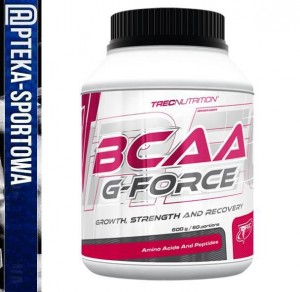 BCAA G-Force - 600 g TREC