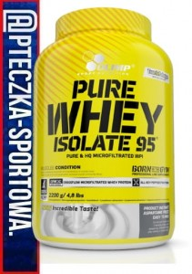 PURE WHEY ISOLATE 95 - 2200 g