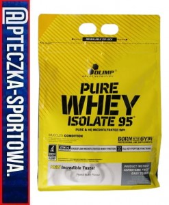 PURE WHEY ISOLATE 95 1800 g