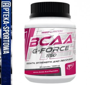 BCAA G-Force 90 kaps TREC