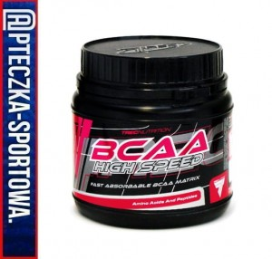 BCAA High Speed 130 g TREC