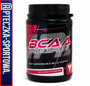 BCAA High Speed 300 g TREC
