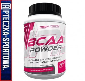BCAA Powder 400 g TREC