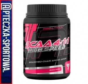 BCAA 4:1:1 High Speed 600 g TREC