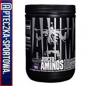 Juiced Aminos 376 g Universal ANIMAL