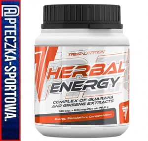 Herbal Energy 120 kaps TREC
