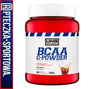 BCAA G-Powder 600 g UNS