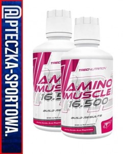 Amino Muscle 16500  946 ml  (2 szt) TREC