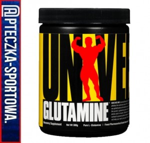 Glutamine Powder 300 g Universal