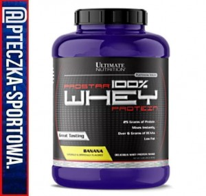 Prostar 100% Whey Protein 2370 g ULTIMATE