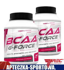 BCAA G-Force 600 g x2 TREC (1200 g)