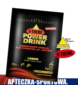 X-Treme Power Drink - 30 g INKOSPOR