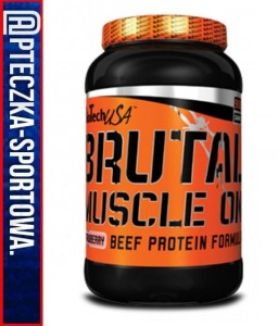 BIO TECH Brutal Muscle On - 908 g