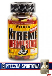 Xtreme Thermo Stack 80 kaps WEIDER