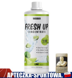 Fresh UP Concentrate 1000 ml WEIDER