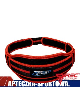 Pas treningowy - 13 Belt Fabric Double RED
