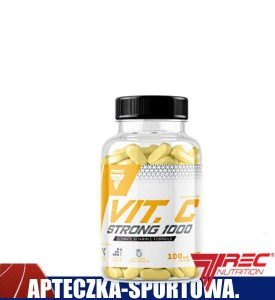 Vitamin C Strong 1000 100 tabl TREC