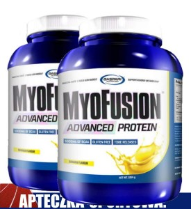 MyoFusion Advanced Protein 3628g (2x 1814g)