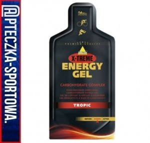 Energy Gel X-Treme 40g INKOSPOR