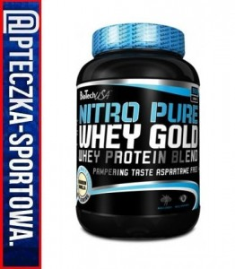 NITRO Pure Whey 908 g BIO TECH