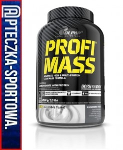 Profi MASS 2500 g OLIMP