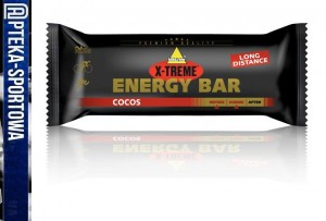 X-Treme Energy Bar 65 g INKOSPOR