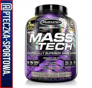 Mass Tech 3180 g MUSCLETECH