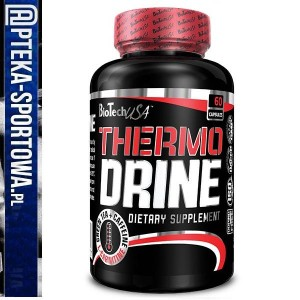BIO TECH Thermo Drine - 60 kaps