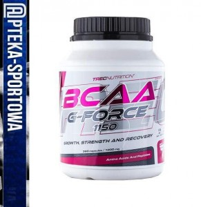 BCAA G-Force 360 kaps TREC