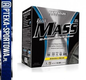 Elite Mass - 4540 g DYMATIZE