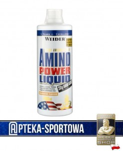 Amino Power Liquid 1000 ml WEIDER