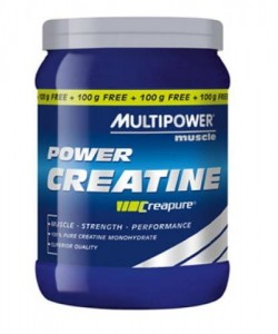 MULTIPOWER POWER CREATINE - 500 g