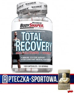 Total Recovery 100 kaps Weider