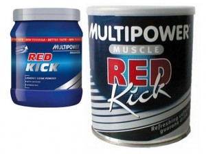 MULTIPOWER Red Kick - 500 g