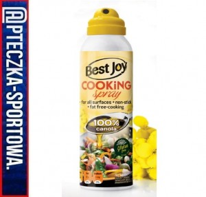 Cooking Spray Best Joy CANOLA Oil 250ml (201g)