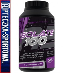 Isolate 100 750 g TREC