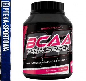 BCAA High Speed 600 g TREC