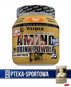 Amino Drink Powder - 500 g WEIDER