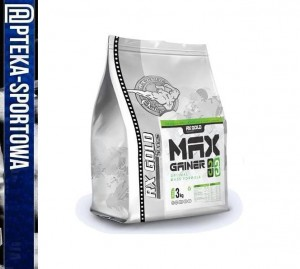 RX GOLD MAX GAINER 33 - 6000 g (2x 3000)