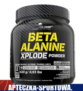 Beta-Alanine Xplode Powder 420g