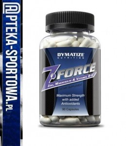 DYMAYIZE Z-FORCE ZMA - 90 kaps