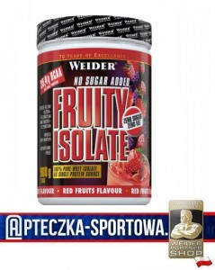 Fruity Isolate 908 g WEIDER