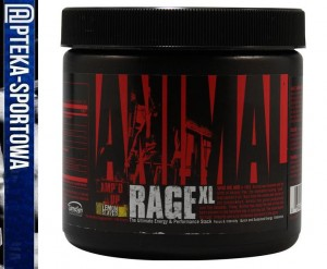 Animal Rage XL Powder - 149 g UNIVERSAL